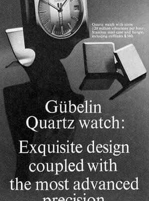 Gubelin promo