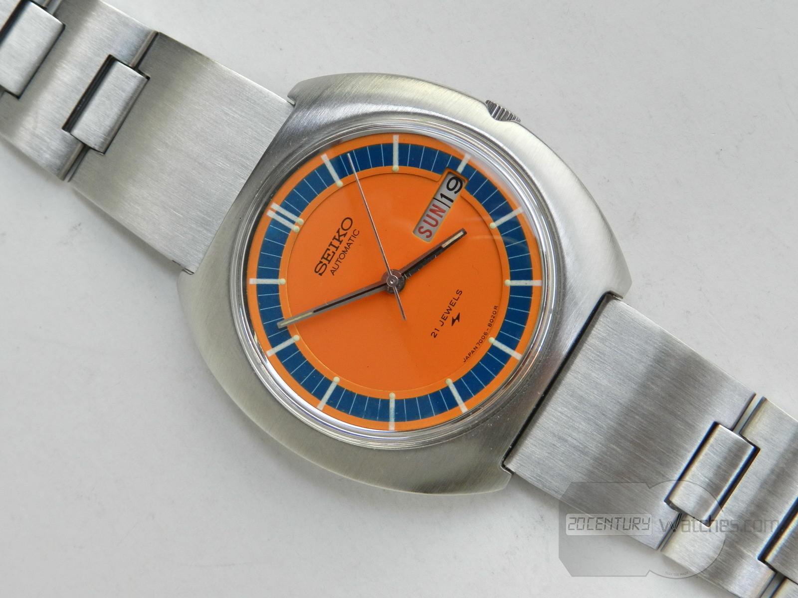 Seiko Automatic 7006-8020