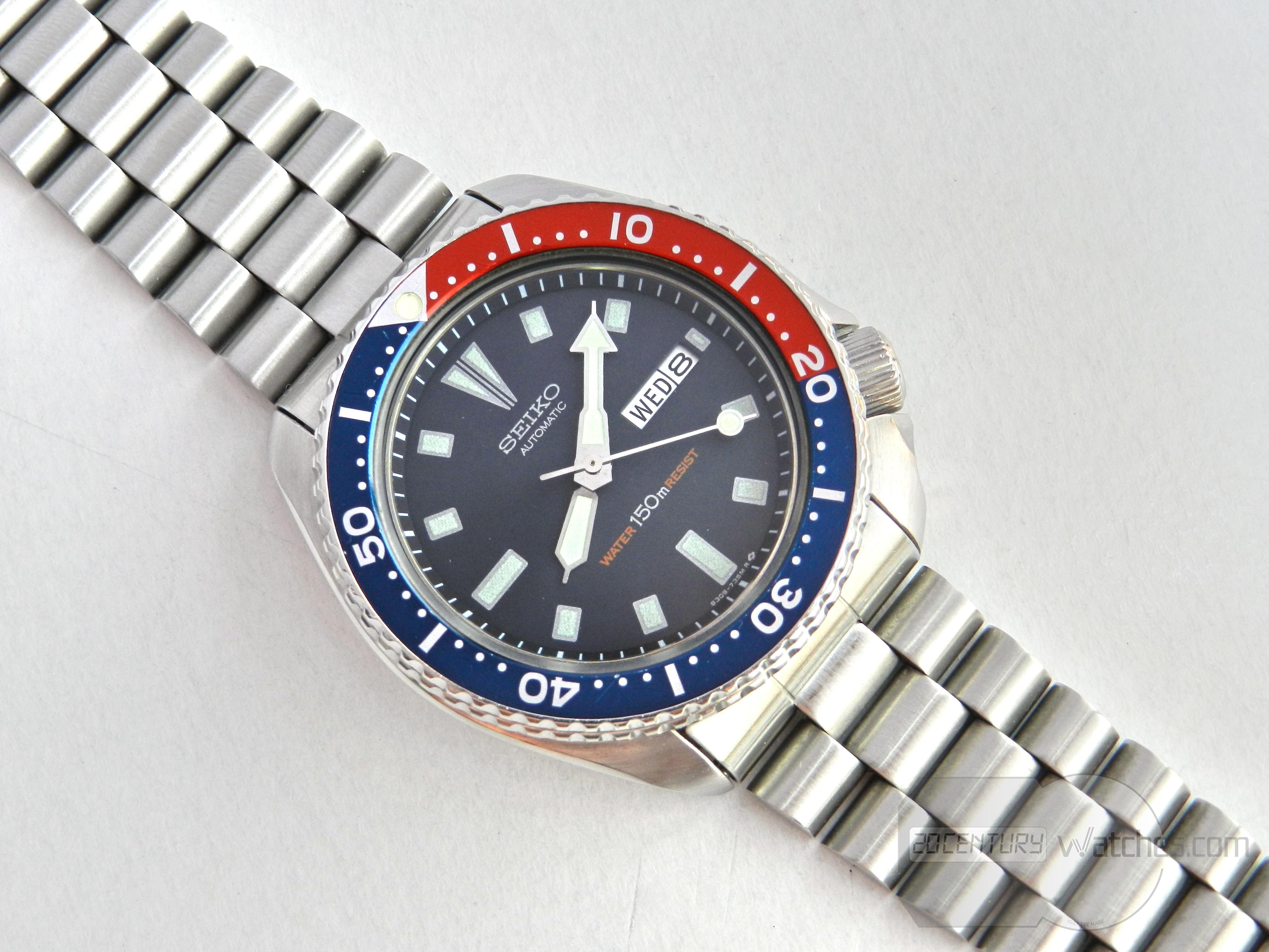 Seiko Classic Diver 6309-729A