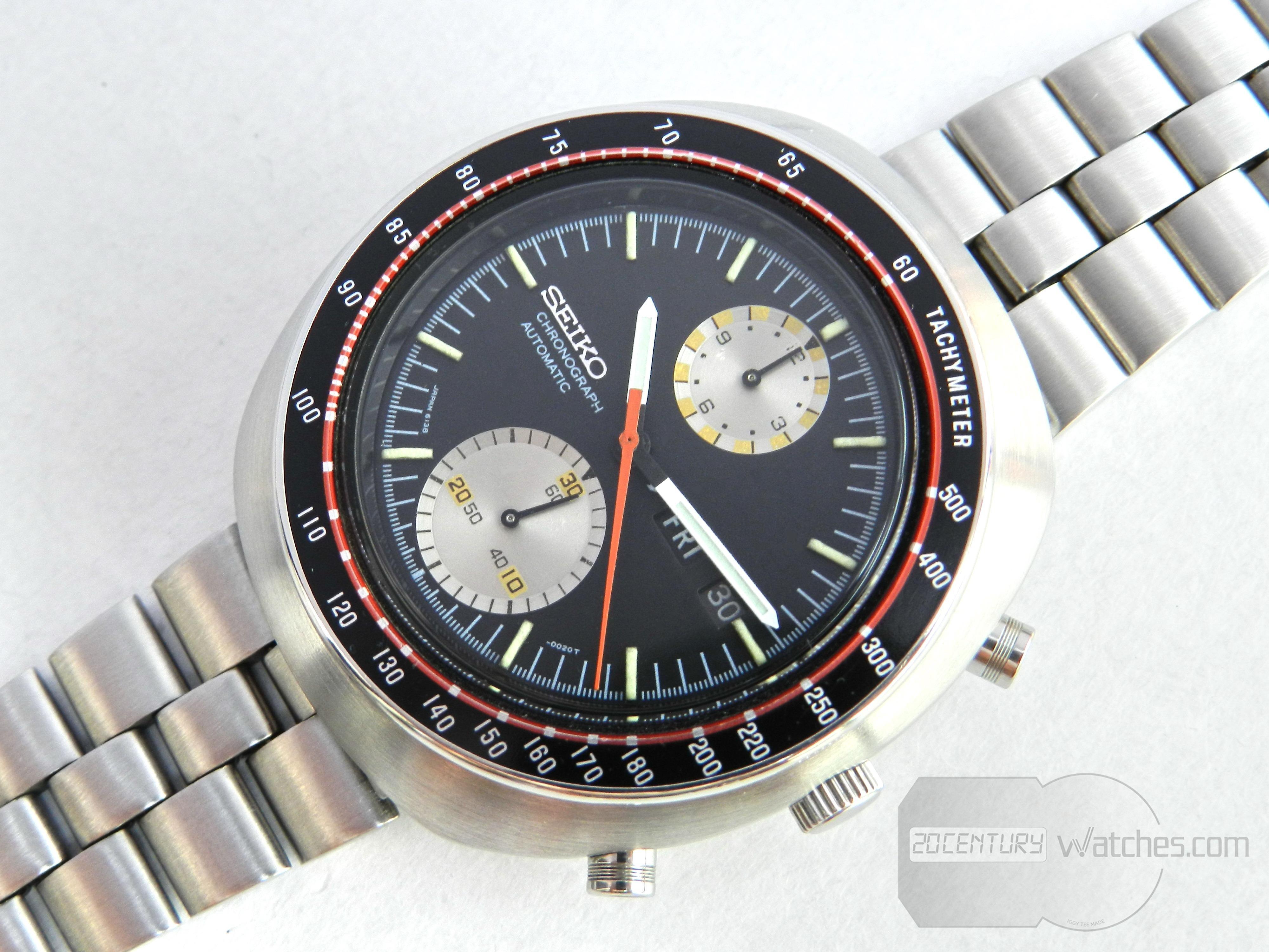 Seiko Chronograph Automatic (UFO)
