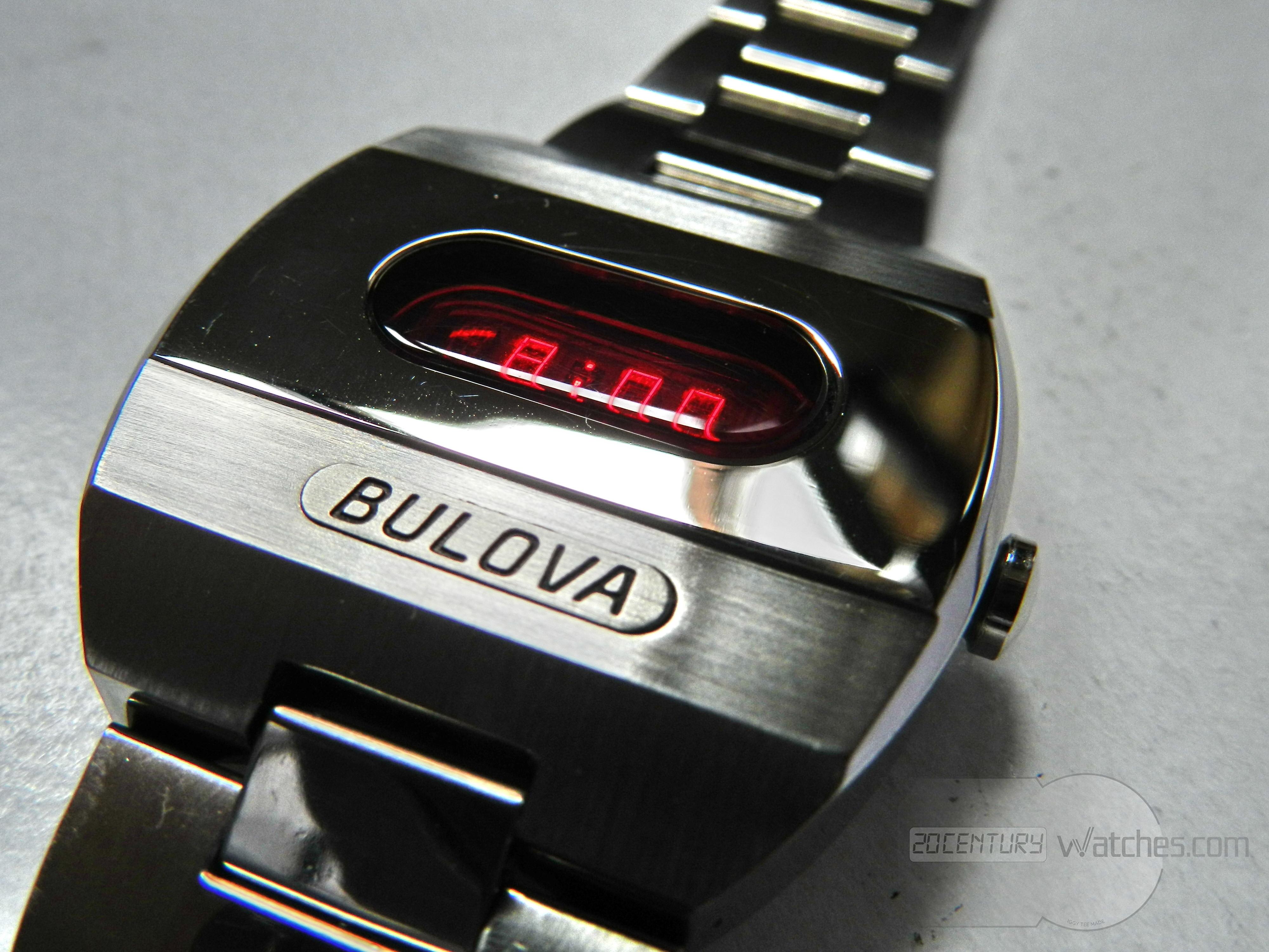 Bulova Big Block
