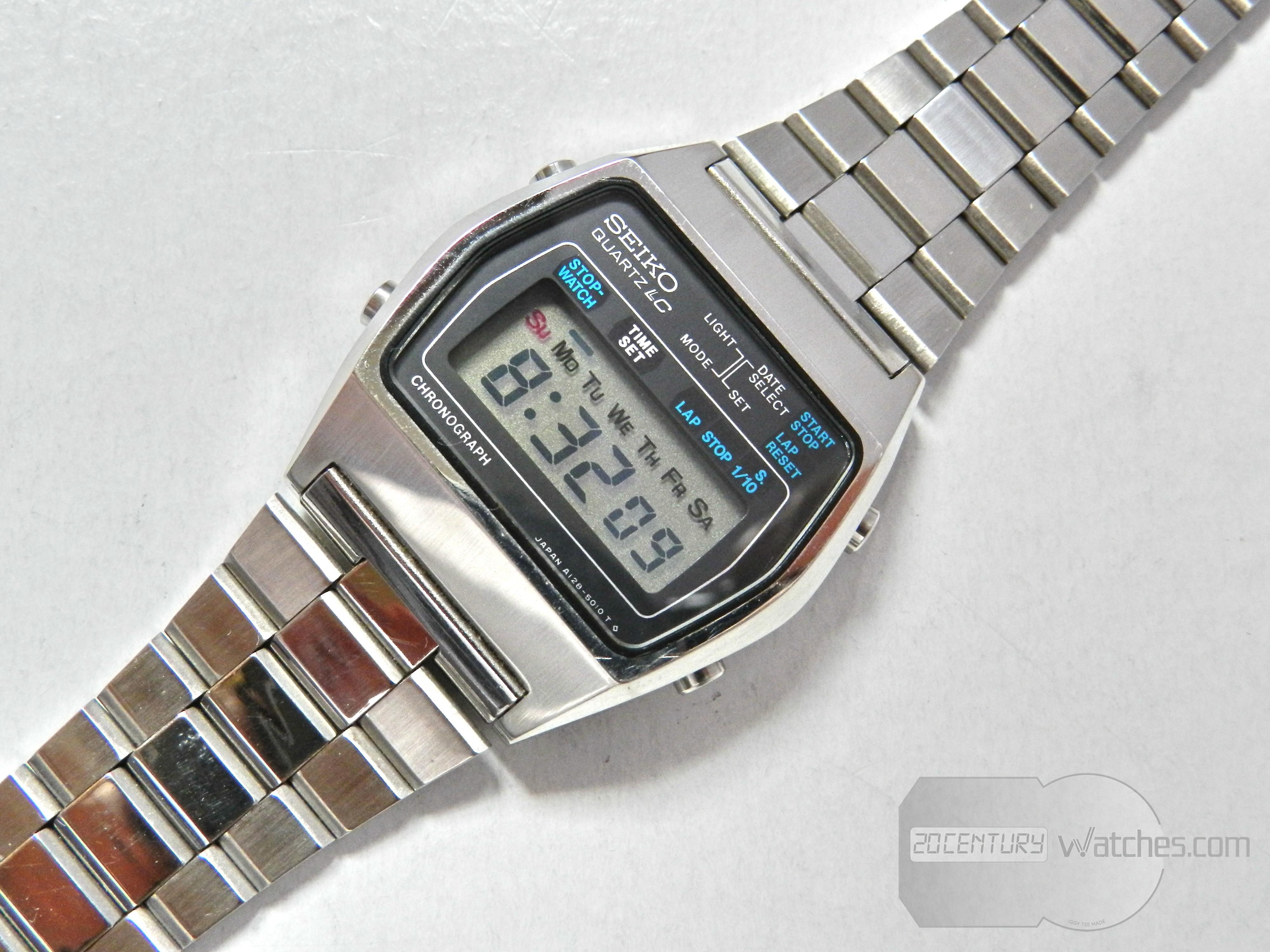 Seiko A128-5010