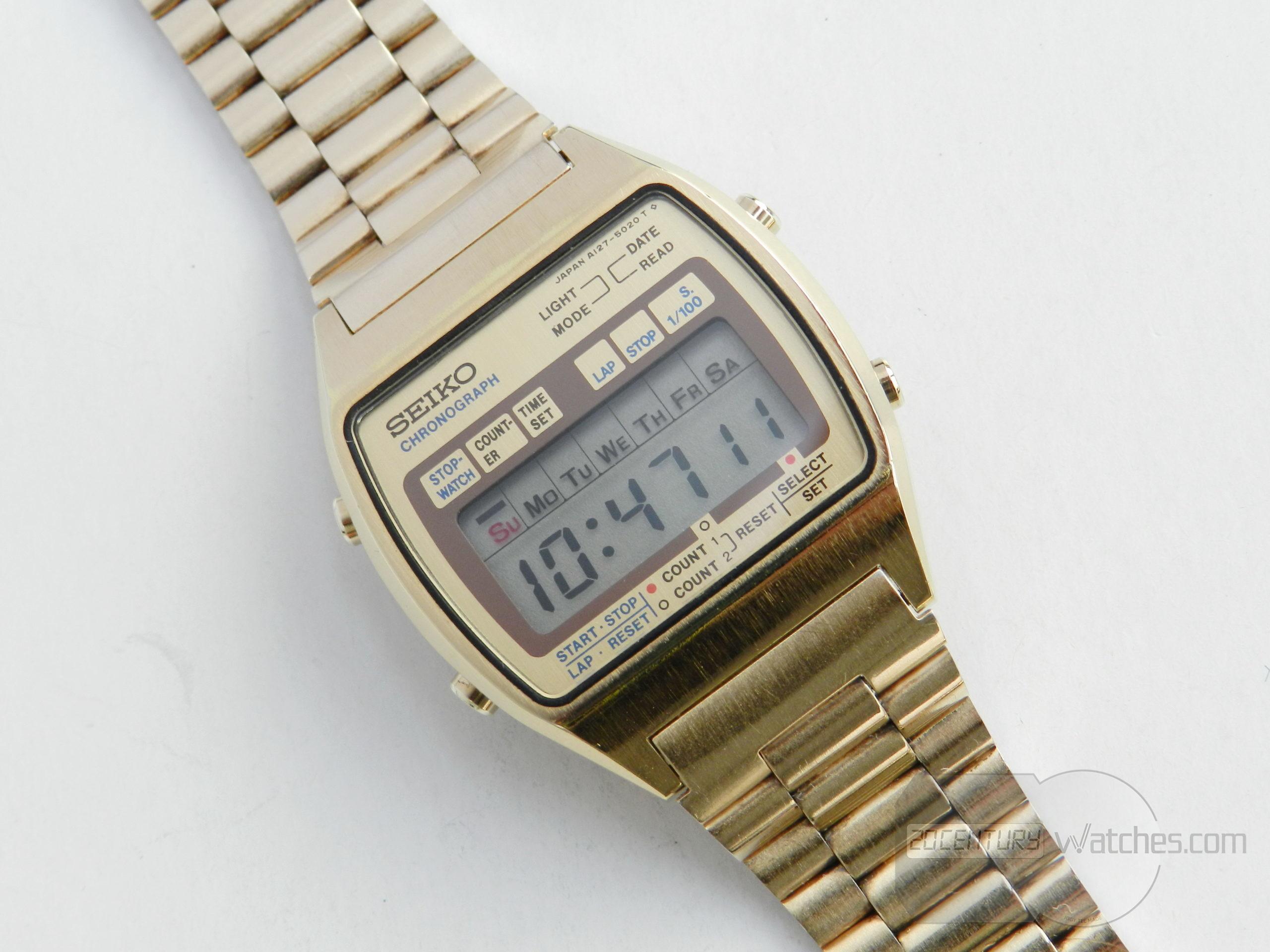 Seiko LCD A127- 5020