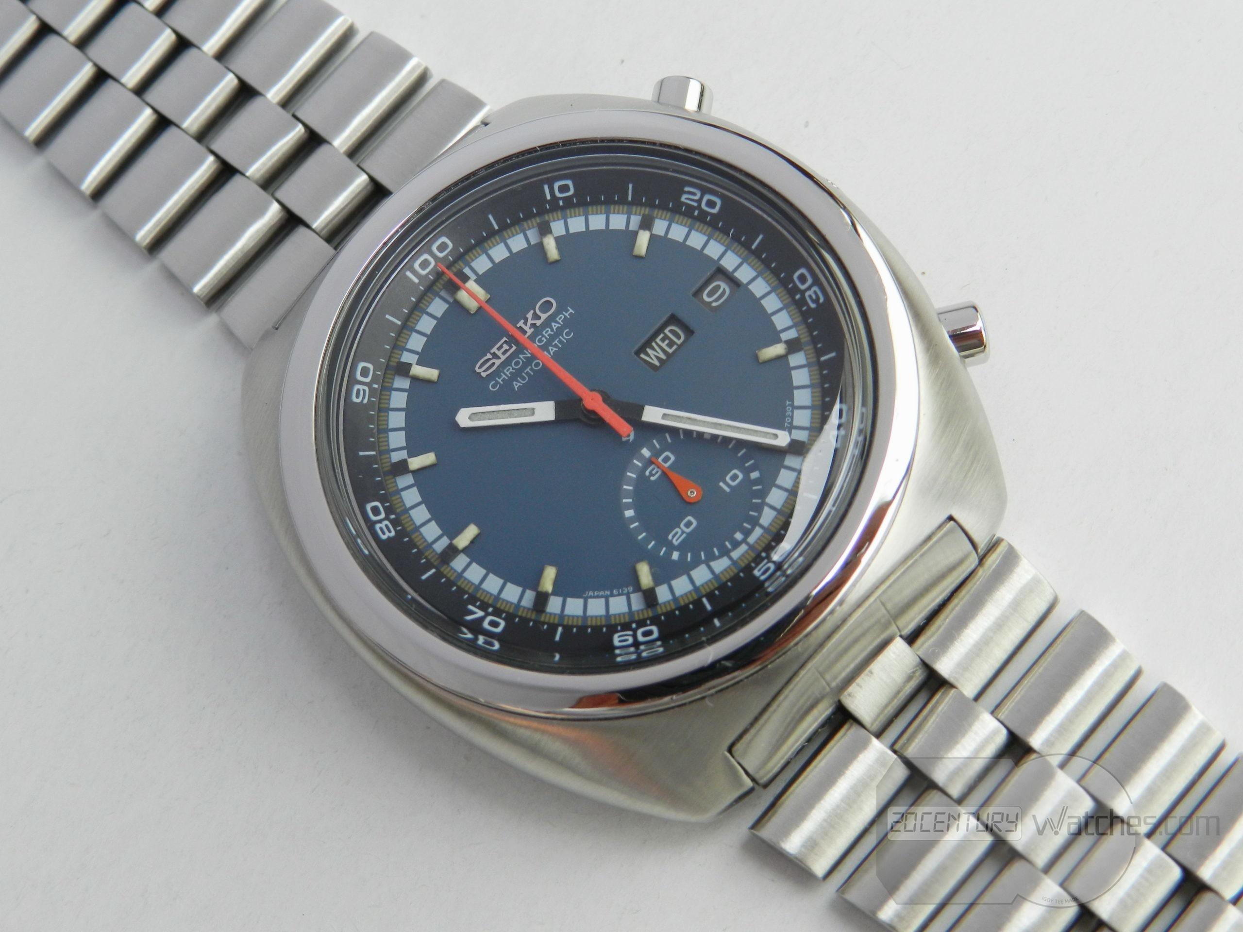 Seiko Chronograph 6139-7002