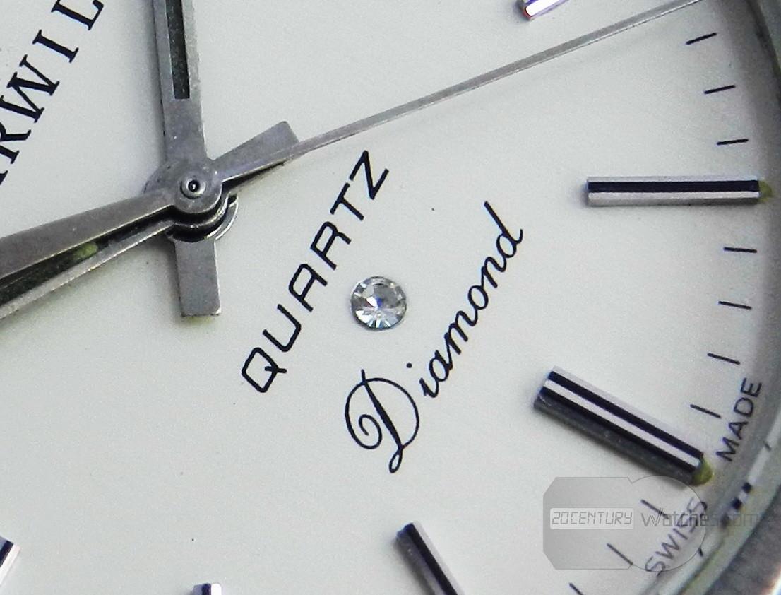 Darwil Quartz Diamond